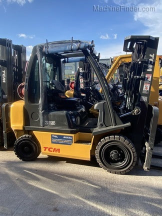 TCM 2.5 Tonne LPG Counterbalance Forklift Truck