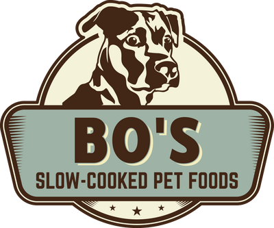 Bo's Slow-Cooked Pet Foods logo