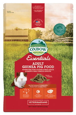 Oxbow Adult Guinea Pig Food - 10 lb