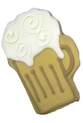 Pawsitively Gourmet Pilsner Beer Cookie - Nickel City Pet Pantry