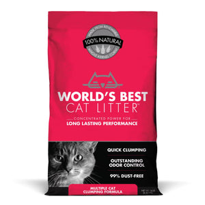 World's Best Cat Litter - 14 lbs - Nickel City Pet Pantry