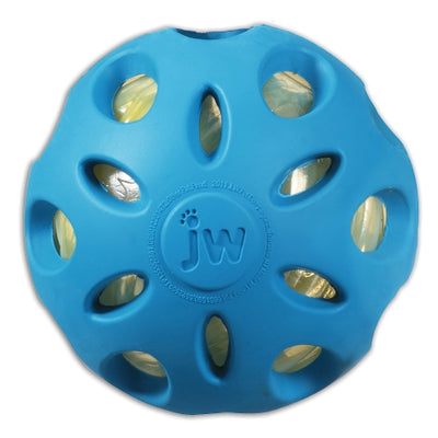 JW Crackle Ball - Nickel City Pet Pantry