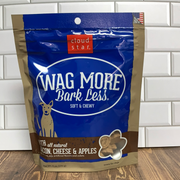 Wag More Bark Less Bacon, Cheese & Apples - Nickel City Pet Pantry