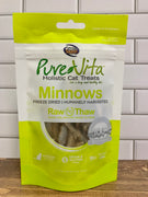 Pure Vita Minnows - Nickel City Pet Pantry