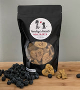 Two Boys' Biscuits Blueberry~Peanut Butter Bites - Nickel City Pet Pantry