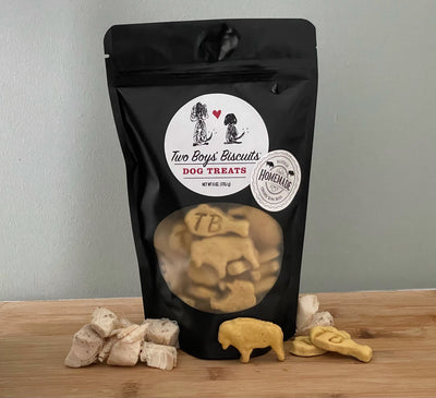 Two Boys' Biscuits BUFF-a-lo Chicken Wing Bites - Nickel City Pet Pantry