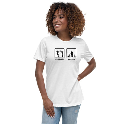 Women's Relaxed T-Shirt - Nickel City Pet Pantry