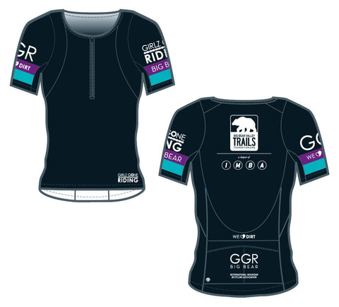 GGR-BB Bella Goat Plus Jersey - BLACK