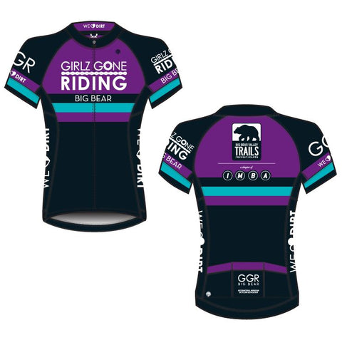 GGR-BB Divine Short Sleeve Jersey