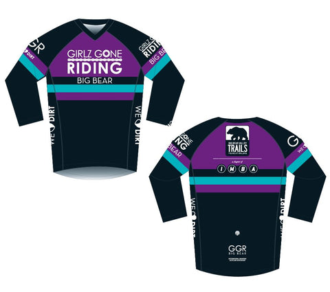 GGR-BB Enduro 3/4 Sleeve Jersey