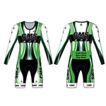 Cambridge Multi-Sport M Aero LS Skin Suit Monarch