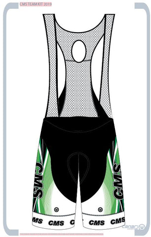 Cambridge Multi-Sport W Gravity Bib Empress