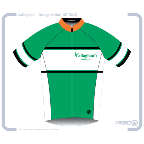 Callaghan's W Club SS Jersey D