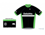 Deloitte Men's Vortex SS Jersey-California