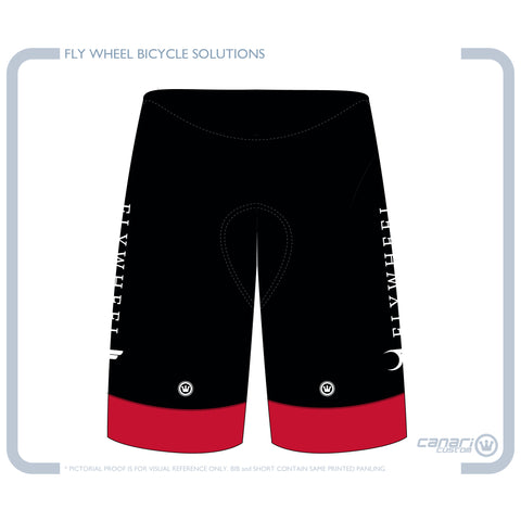FLYWHEEL MEN XRT Gravity Short Monarch Black
