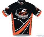 Green Valley Cyclist WMN Vortex SS Jersey Atomic Orange