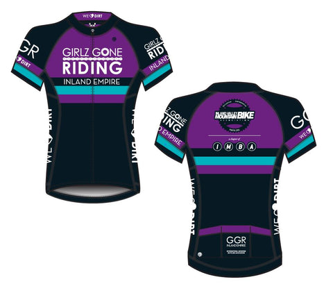 GGR-IE Divine Short Sleeve Jersey