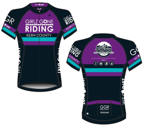 GGR-KC Divine Short Sleeve Jersey
