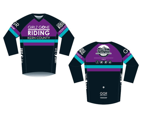 GGR-KC Enduro 3/4 Sleeve Jersey