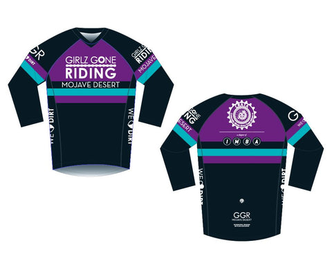 GGR-MD Enduro 3/4 Sleeve Jersey