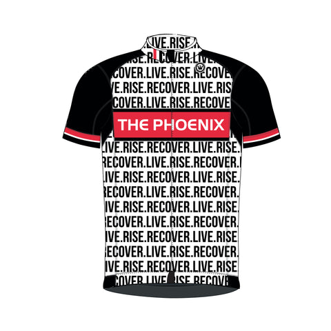 The PHOENIX M Pinnacle SS Jersey MANTRA