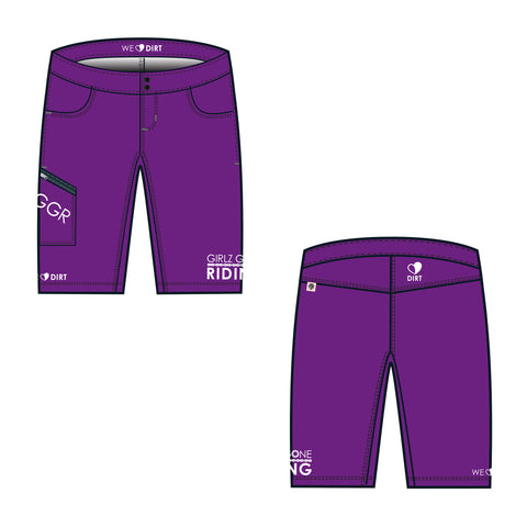 GGR Dirty Beest Plus - PURPLE