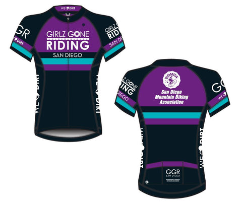 GGR-SD Divine Short Sleeve Jersey