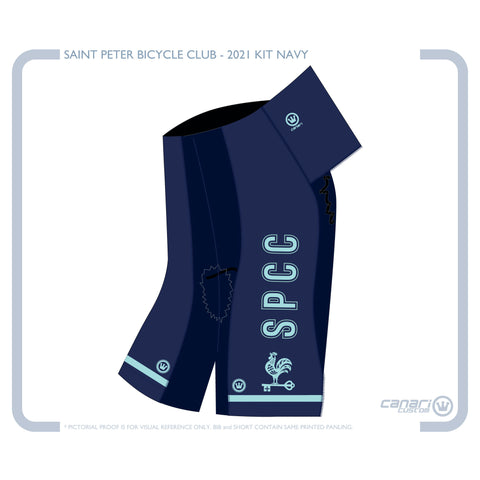 SAINT PETER CYCLING CLUB M Vortex CB Bib