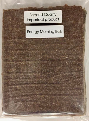 25% Saving! - IMPERFECT Veggie Wraps: Energy Morning (12 sheets)
