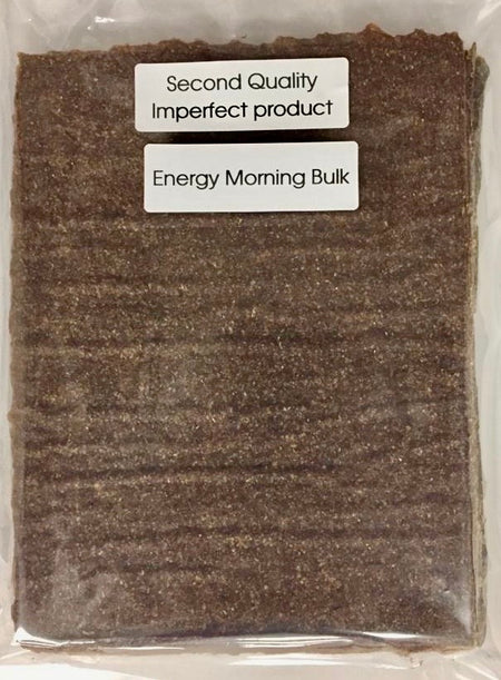 45% Saving! - IMPERFECT Veggie Wraps: Energy Morning (12 sheets)