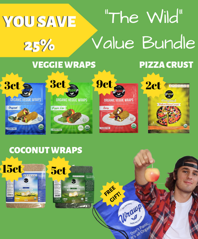 The Wild Bundle - Wrawp Foods