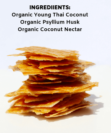 ORGANIC COCONUT CHIPS: ORIGINAL