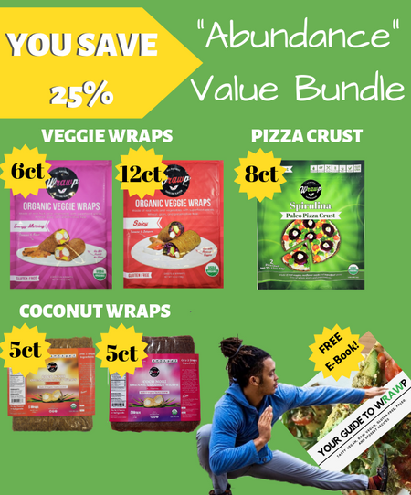 The Abundance Bundle - Wrawp Foods