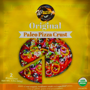 Pizza Crust: Original