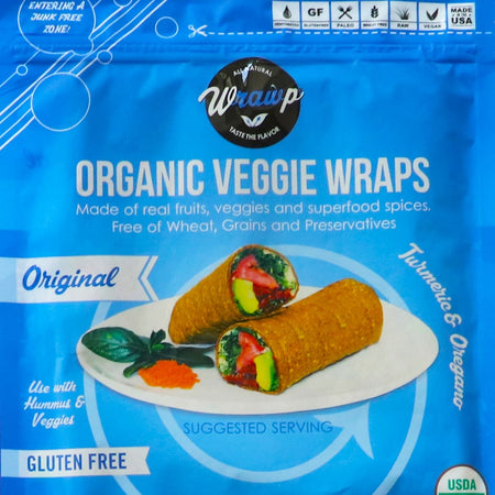 Mini Veggie Wrap: Original