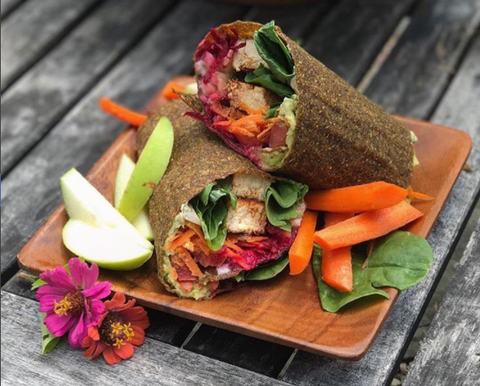 Mini Original Wraps - Wrawp Foods