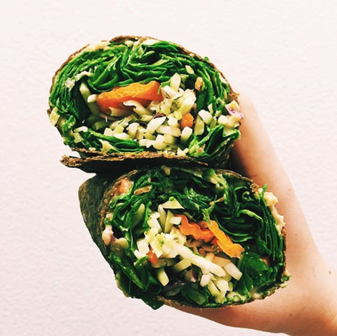 Original Wraps - Wrawp Foods