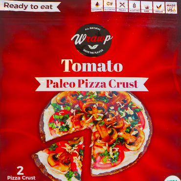 Pizza Crust: Tomato