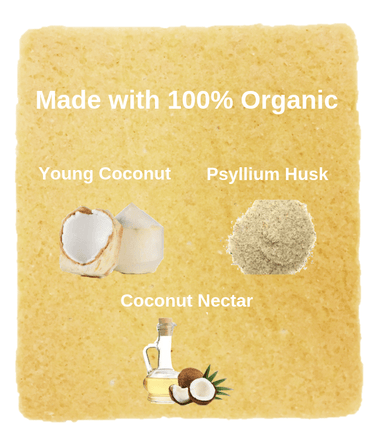 Organic Coconut Wraps - Original
