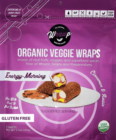 Mini Energy Morning Wraps Wholesale