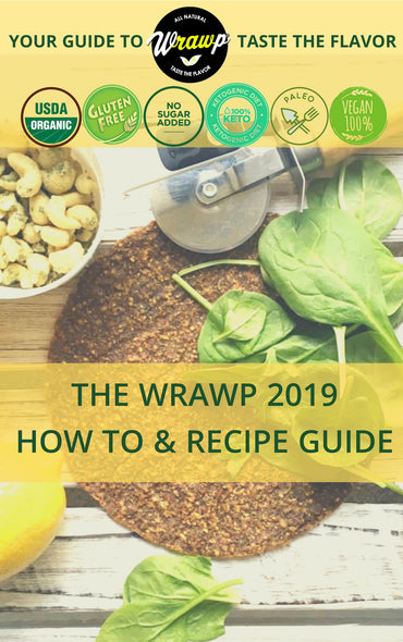 WrawP 2019 How To & Recipe Guide