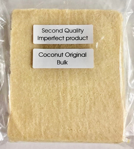60% Saving! - IMPERFECT Coconut Wraps: Original (20 Sheets)