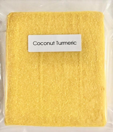 Coconut Wraps: Turmeric (20 Sheets)