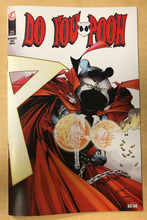 Load image into Gallery viewer, Do You Pooh? #1 Spawn #300 Greg Capullo Homage Variant Cover by Marat Mychaels 50 Copies Made!!!