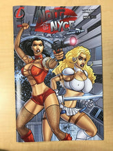 Load image into Gallery viewer, Notti & Nyce Menage A Trois #5 B NICE Variant Cover by Clint Hilinski