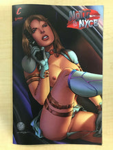 Load image into Gallery viewer, Notti & Nyce #9 NAUGHTY Variant Cover by MARAT MYCHAELS Counterpoint Comics