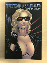 Load image into Gallery viewer, Totally Rad Life of Violet #1 Terminator Homage Nice & Naughty Variant Cover Set