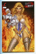 Load image into Gallery viewer, Notti & Nyce #3 Jamie Tyndall NAUGHTY Variant Cover Counterpoint Comics SOLD OUT