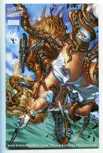 Load image into Gallery viewer, Notti & Nyce #3 2014 SDCC Nice Variant Cover by EBAS Counterpoint SOLD OUT