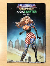 Load image into Gallery viewer, Patriotika #2 2019 St Patrick's Day Variant Cover by Elias Chatzoudis 75 Made!!!